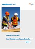 Vom Monteur zum Baustellenleiter